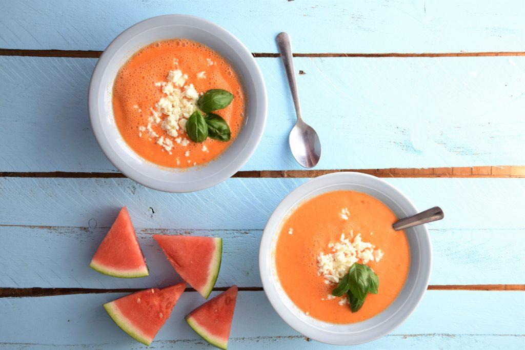 Zupa z arbuza