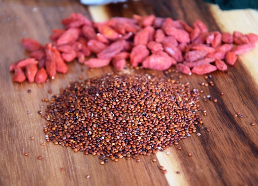 Super food - Quinoa - komosa ryżowa
