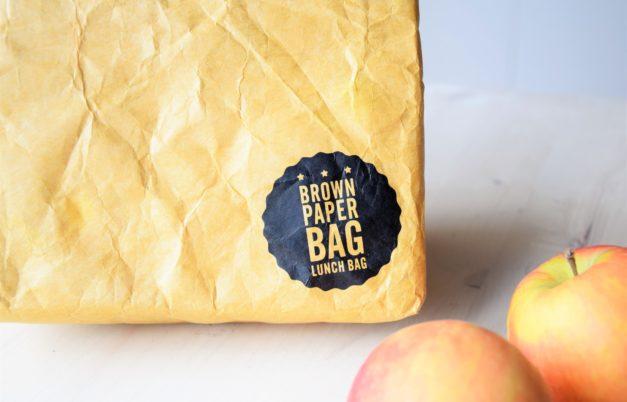 torba śniadaniowa brown paper bag